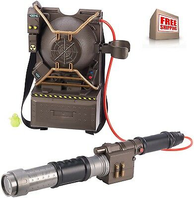 Ghostbusters Electronic Proton Backpack Pack Projector Ghost Hunting Game Toy