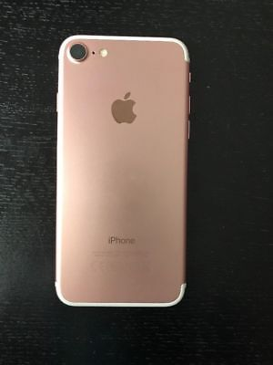 Apple iPhone 7 32GB - Icloud issue (for Repair & Parts) Rose Gold
