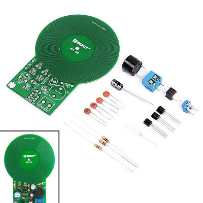 Metal Detector Kit Electronic Kit DC 3V-5V 60mm Non-contact Sensor DIY Kit New