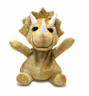Dinosaur Natural Wheat Bag Microwavable Soft Toy Heatable Dino-Babies Heat Pack