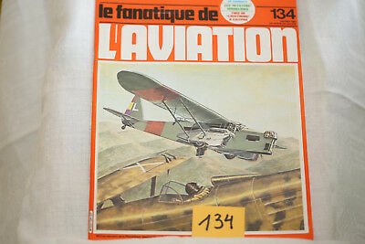 le fana de l'aviation-n°134-le Curtiss P40 5°-les premiers Nieuport monoplans