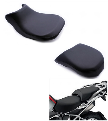 High Rear And Low Front Black Rider Seat For BMW R1200GS R1200 GS 2013 - 2017