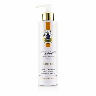 Roger & Gallet Gingembre Firming Sorbet Body Lotion (with Pump) 200ml Womens