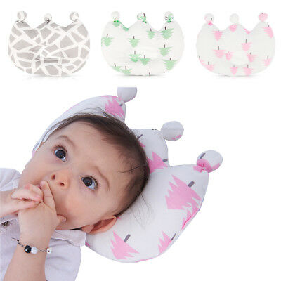 Baby Cot Pillow Preventing Flat Head Neck Syndrome from Newborn