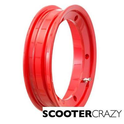 Vespa PX SIP Tubeless Alloy Rim - Red