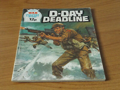 WAR PICTURE LIBRARY NO 1520!,dated 1978!,V GOOD for age,great 39!YEAR OLD issue.