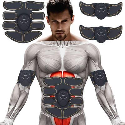 Muscle Toner Abdominal Muscle Toning Belt Smart EMS ABS Toner Body Trainer