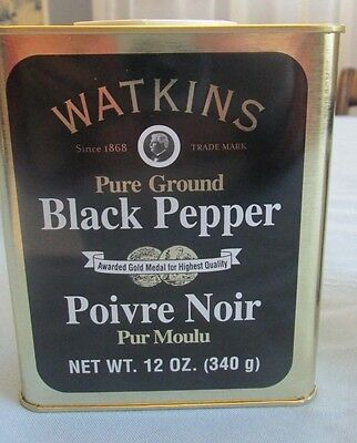Watkins 12 oz. granulated black pepper