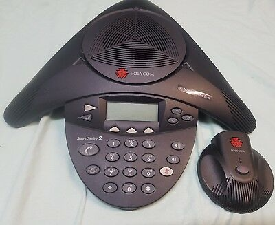 Polycom SoundStation 2 Expandable With Extended Microphone