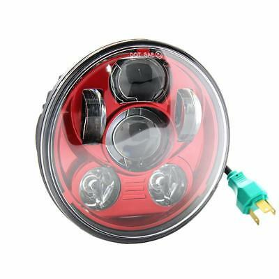 """Eagle Lights 5 3/4"""" / 5.75"""" Generation III Red LED Projection Headlight"""