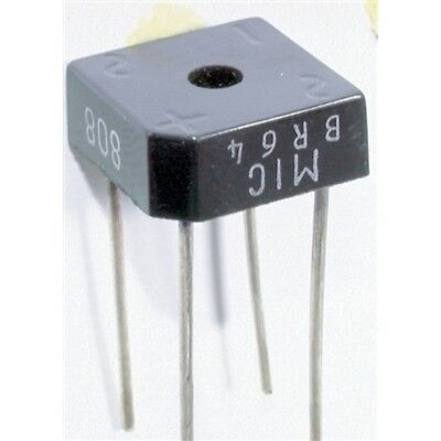 NEW PO4 6A 400V Bridge Rectifier ZR1314