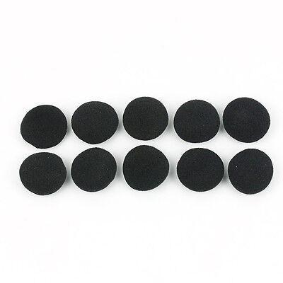 10X 50mm Headphones Foam Replacement Ear Cushions Earpads Covers sm