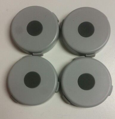 4x - Nintendo Wii Fit balance board feet riser OEM Original Official Genuine