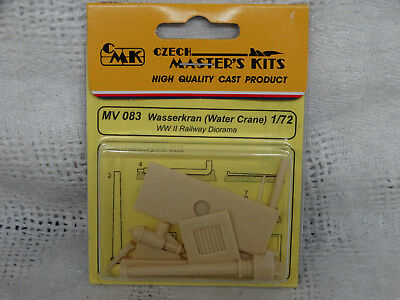 CMK Water Crane  model kit 1/72 scale  for use with dioramas