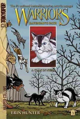 Warriors: Ravenpaw's Path #2: A Clan in Need by Erin Hunter 9780061688669