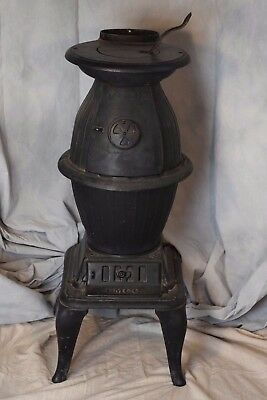 UMCO Vintage 1960's Pot Belly Stove - Never been used