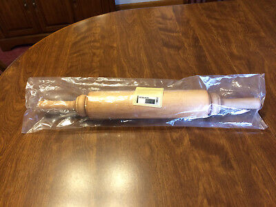Longaberger HUGE Rolling Pin for Pies - RARE!
