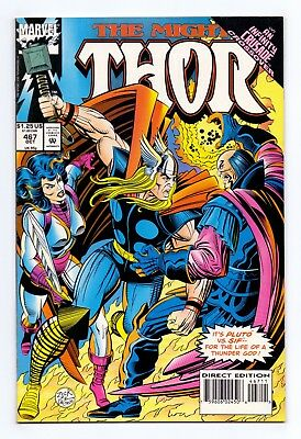 Marvel Comics: Thor #467 & #468 - Both Issues!