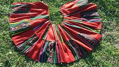 Bulgarian traditional costume from the beginning of the 20th century