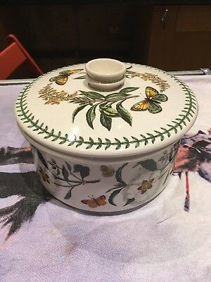 Portmeirion Botanic Garden Casserole or vegetable oven to table  Dish