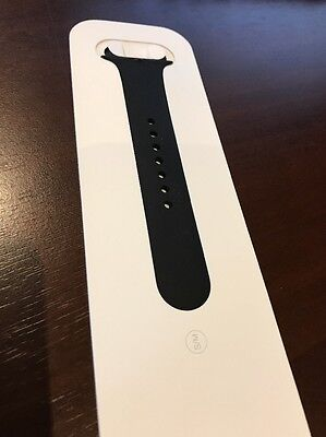 Apple Watch Band - Black - Brand New Spare Part - Genuine - Size S/M
