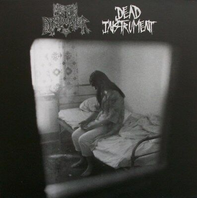 "METH DRINKER / DEAD INSTRUMENT spl 7"" hellnation,noothgrush,yacöpsae,grief,spazz"