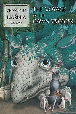 The Voyage of the Dawn Treader The Chronicles of Narnia by C. S. Lewis eBook PDF