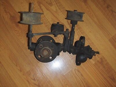 ANTIQUE BOSTON WATERS/WATERS BOSTON  STEAM GOVERNOR # 147014  VINTAGE  1800's