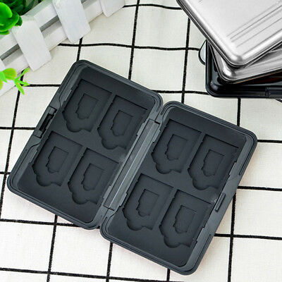 Waterproof Micro SD SDXC  SDHC TF Storage Holder Memory  Card Case Protector Box