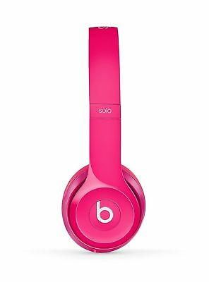 Beats by Dr. Dre Solo2 Wired On-Ear Headphones (Pink)