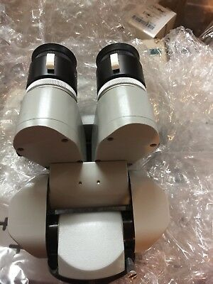 ZEISS OPMI SURGICAL MICROSCOPE 0-180 BINOCULARS f=170 T* with 12.5 x eyepieces