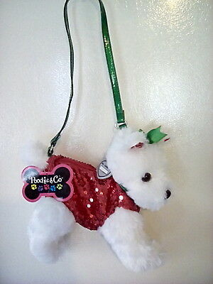 Girls Christmas Puppy Pocketbook Christmas Sale Price!