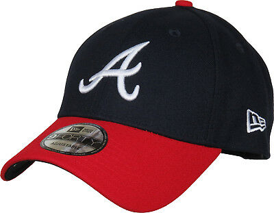 Atlanta Braves New Era 940 The League Pinch Hitter Baseball Cap