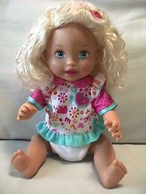 "Mattel 16"" Little Mommy I'm Sick Mommy/Doctor Interactive Doll"