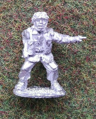 J 28mm WW2 British Airborne Paratrooper FOO Reece NCO Command Officer Spotter