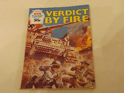 WAR PICTURE LIBRARY NO 37!,dated 1987!,GOOD for age,great 30!YEAR OLD issue,RARE