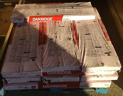 $200 lot of 13 bundles of lifetime oak ridge desert shingles roofing