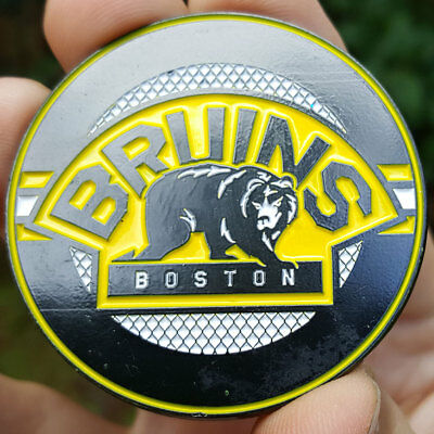 PREMIUM NHL Boston Bruins Poker Chip Card Guard Collector Coin Golf Marker NEW