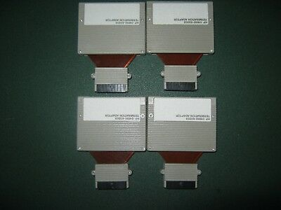 Four HP 01650-63203 Termination Adapters for HP/Agilent Logic Analyzer