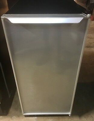 "Scotsman Stainless Steel 15"" Under Counter Built In Ice Machine"