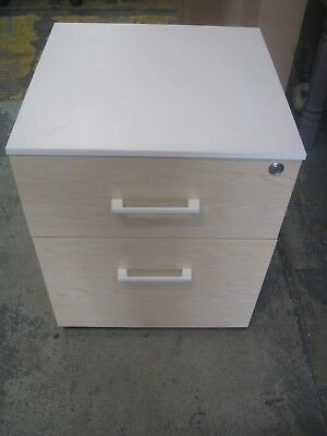 Under Desk Mobile Drawers.   Lockable with keys. As new condition.