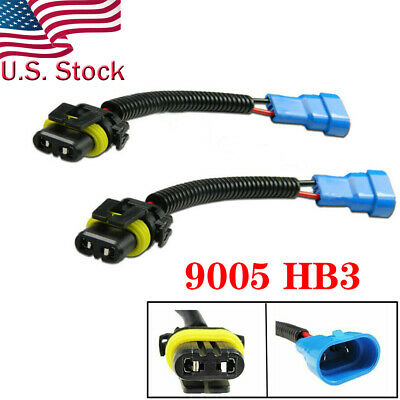 9005 hb3 extension wiring harness with ceramic plug for heavy duty9005 hb3 extension wiring harness with ceramic plug for heavy duty headlight fog