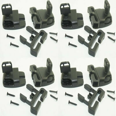 10 Spa Hot Tub Cover Broken Latch Repair Kit Clip Lock with key and hardware-NEW