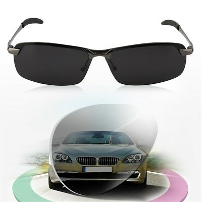 New Night Vision Polarized Sunglasses Glasses for Outdoor Driving Fishing TL