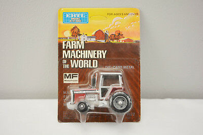Ertl 1/64 MASSEY FERGUSON 2775 Farm Machinery Of The World Diecast Tractor #1622