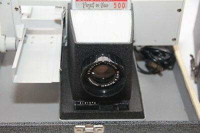 Bell and Howell 500 Slide Projector
