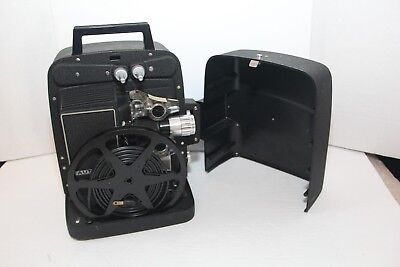 Bell & Howell 8mm Film Projector Model 256