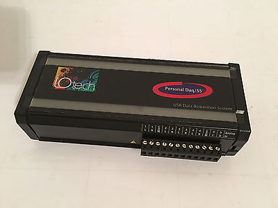 Iotech Personal DAQ/55 USB-Based Data Acquisition System