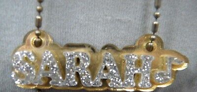Name Plate Name Necklace Nameplate Name Laser Cut Personalize Custom Name Design