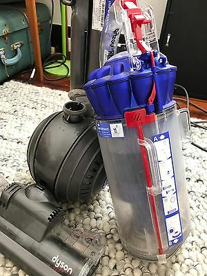 Dyson DC40 Allergy Upright Vacuum Cleaner Gently Used, Works perfectly + Extras
